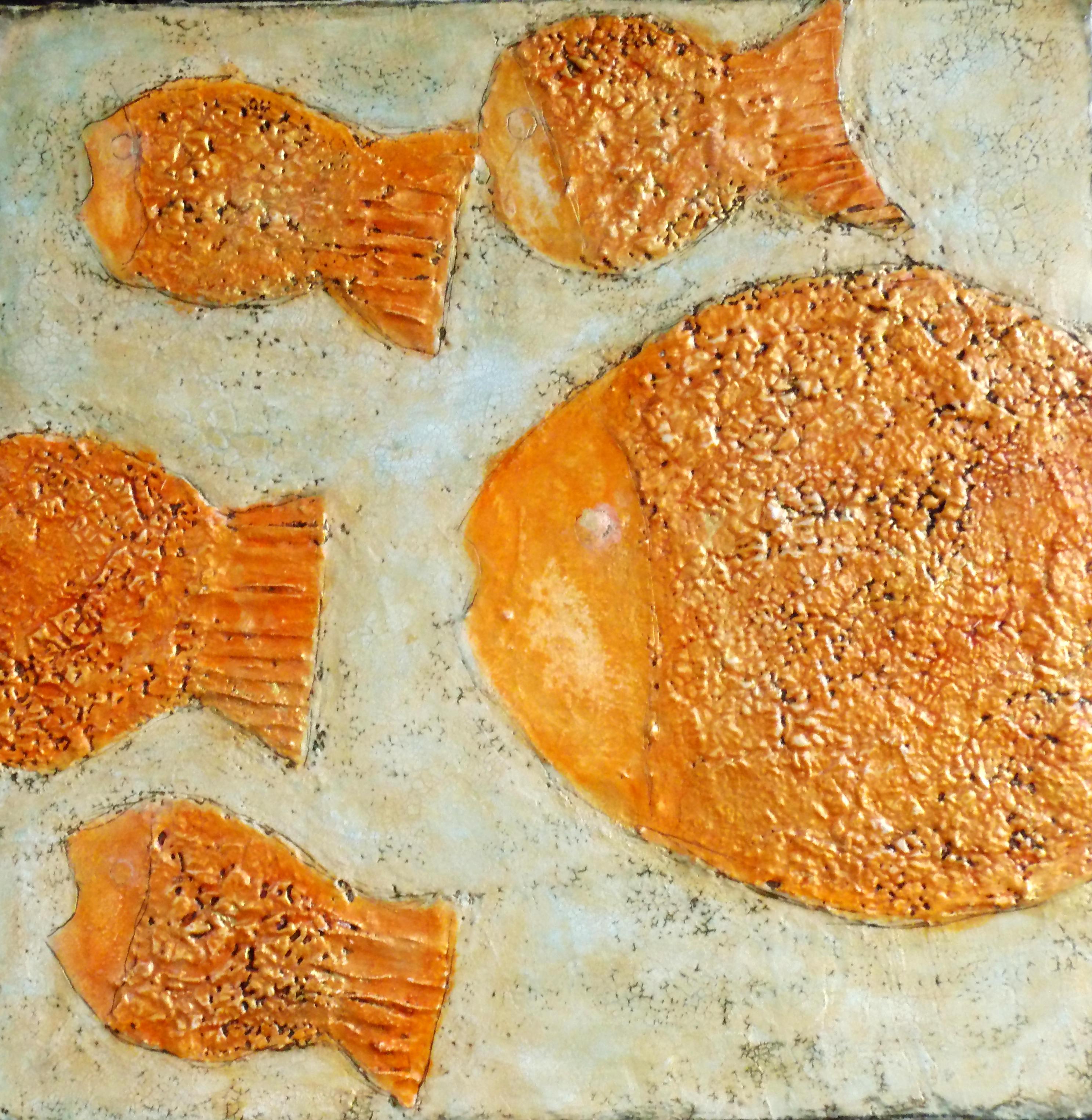 Fische 40x40